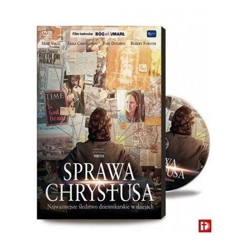 Filmy religijne i teologiczne, Sprawa Chrystusa - film DVD