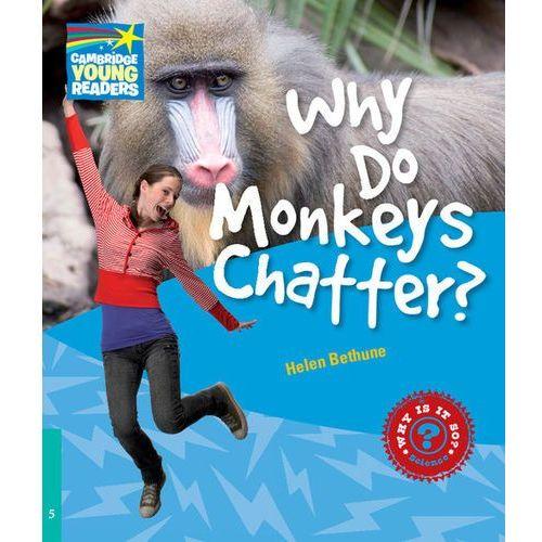 Książki do nauki języka, CYRF Why Do Monkeys Chatter? (lp) (opr. miękka)