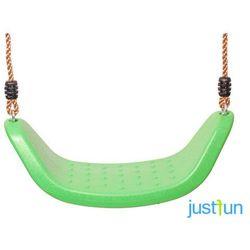 Huśtawka plastikowa LUX - jasnozielony