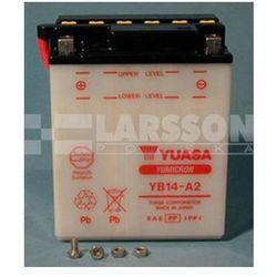 Akumulator Yumicron YUASA YB14-A2 1110150 Arctic Cat Cat 400, Honda CBX 750,