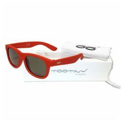 Czerwone Okulary przeciwsłoneczne Medium TOOTINY