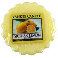 Świeczki, Wosk Zapachowy - Sicilian Lemon - 22g - Yankee Candle