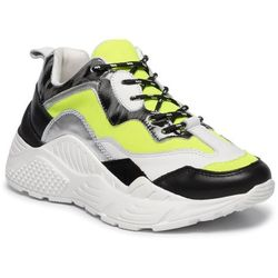 Sneakersy STEVE MADDEN Antonia SM11000745 04005 NYL Neon Yellow