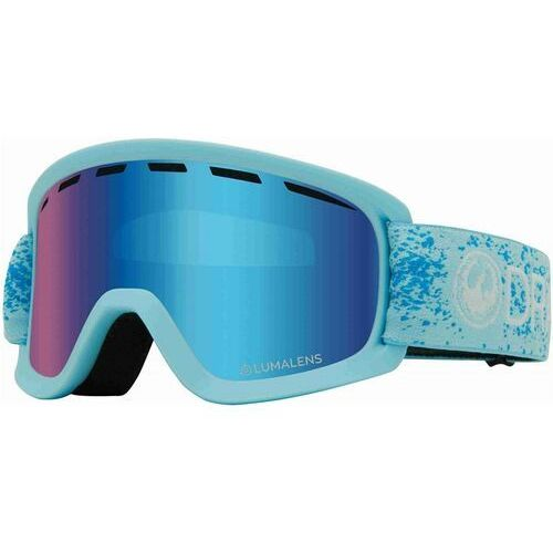 Kaski i gogle, gogle snowboardowe DRAGON - Dr Lil D Base Ion Bluejay Llblueion (458) rozmiar: OS