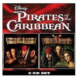 PIRATES OF THE CARIBBEAN CURSE OF THE BLACK PEARL - Różni Wykonawcy (Płyta CD)