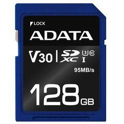 A-Data karta pamięci Premier Pro SDXC 128GB (ASDX128GUI3V30S-R)