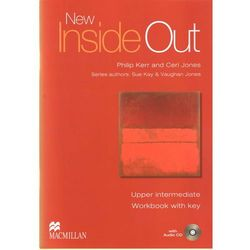 New Inside Out Upper Intermediate Ćwiczenia + CD (z Kluczem) (opr. miękka)