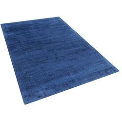 Dywan 80 x 150 cm niebieski GESI
