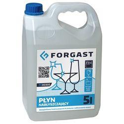 Płyn do płukania naczyń w zmywarkach gastronomicznych Forgast - poj. 5 l