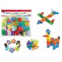 Puzzle, Klocki - puzzle 70 elementów