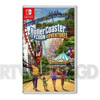 Gry na Nintendo Switch, RollerCoaster Tycoon Adventures