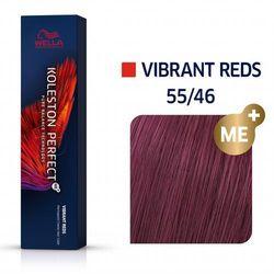 Wella Koleston Perfect 60ml Farba do włosów, Wella Koleston Perfect 60 ml - 55/46 SZYBKA WYSYŁKA infolinia: 690-80-80-88