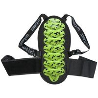 Motocyklowe ochraniacze kręgosłupa, Ochraniacz kręgosłupa dla dzieci W-TEC NF-3540 Junior, Zielony, L