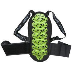 Ochraniacz kręgosłupa dla dzieci W-TEC NF-3540 Junior, Zielony, XL