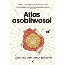 Atlas osobliwości. Darmowy odbiór w niemal 100 księgarniach! (opr. twarda)