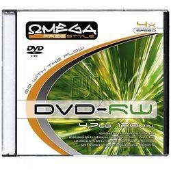 Płyta Omega Freestyle CD-RW 700MB 12X Slim Case 1