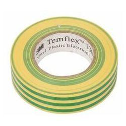 Taśma izolacyjna Temflex 1300 zielono-żółta