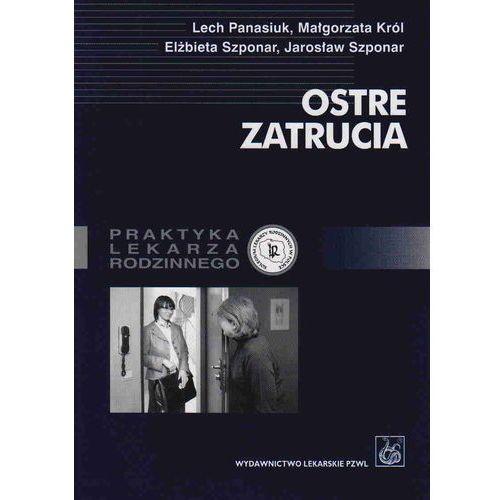 Książki medyczne, Ostre zatrucia (opr. miękka)