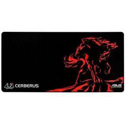 Podkładka ASUS ROG Cerberus Mat XXL Czarno-czerwony (90YH01C1-BDUA00) + Zamów z DOSTAWĄ JUTRO! + DARMOWY TRANSPORT!