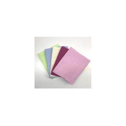 Pieluchy tetrowe, Pieluszki tetrowe kolorowe opk - 5 szt.