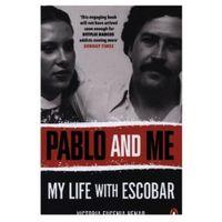 Książki do nauki języka, Pablo and Me. My life with Escobar - Henao Victoria Eugenia - książka (opr. miękka)