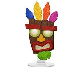 Figurka FUNKO POP Vinyl Crash Bandicoot Aku Aku