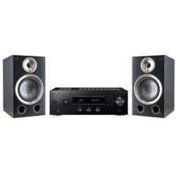 Zestaw stereo PIONEER SX-N30AEB + TAGA Azure B-40 Czarny