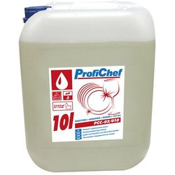 Płyn do płukania naczyń w zmywarkach gastronomicznych - poj. 10l   ProfiChef