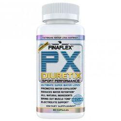 FinaFlex PX Diuretix 80kaps.