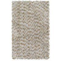 Dywany, Dywan shaggy DUNE jasnobeżowy 80 x 150 cm