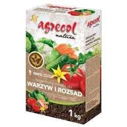 Organiczny nawóz do warzyw i rozsad 1kg AGRECOL