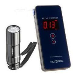 Alkomat AlcoFind AF-35 Premium Dożywotnia Gwarancja + PREZENT latarka