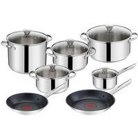 Garnki, Tefal zestaw kuchenny H055SC74, 12 elementów