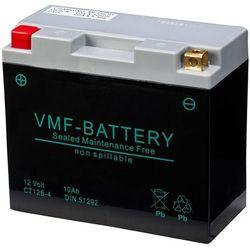 VMF Powersport Akumulator AGM 12 V, 10 Ah, FA YT12B-4 Darmowa wysyłka i zwroty