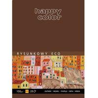 Bloki, Blok rysunkowy ECO A3, 25 ark, 150g Happy Color