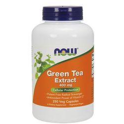 Green Tea Extract 400mg 250 kaps.