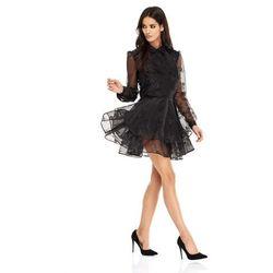 Sukienka Amelie w kolorze czarnym