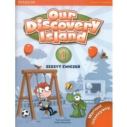 Our Discovery Island 1 Zeszyt Ćwiczeń Z Płytą Cd Wariant Intensywny (opr. miękka)
