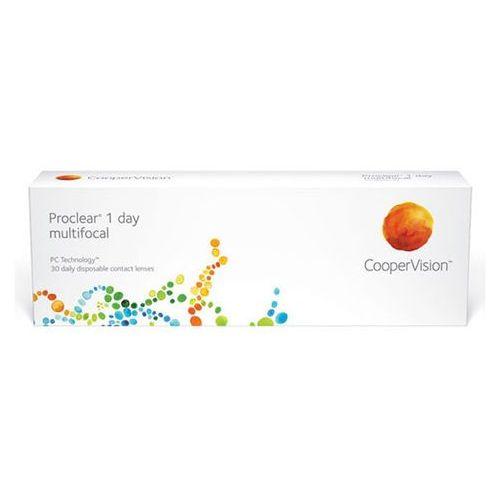 Soczewki kontaktowe, Proclear 1-Day Multifocal 30 szt.