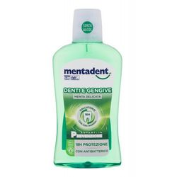 Mentadent Teeth and Gums Mint płyn do płukania ust 500 ml unisex