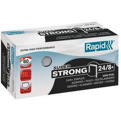 Zszywki Rapid Super Strong 24/8+, opakowanie 5000 szt. - ★ Rabaty ★ Porady ★ Hurt ★ Autoryzowana dystrybucja ★ Szybka dostawa ★