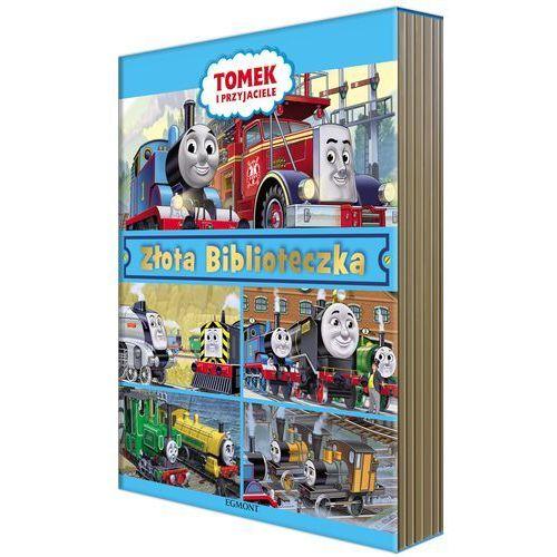 Książki dla dzieci, Tomek i Przyjaciele Złota biblioteczka - Jeśli zamówisz do 14:00, wyślemy tego samego dnia. Darmowa dostawa, już od 99,99 zł. (opr. miękka)