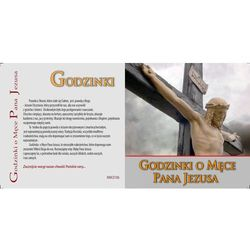 Godzinki o Męce Pana Jezusa - płyta CD