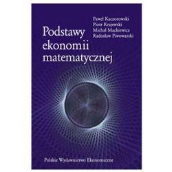 Podstawy ekonomii matematycznej (opr. broszurowa)