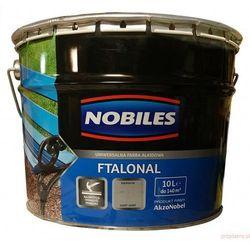 Farba Nobiles Ftalonal szara jasna półpołysk 10L