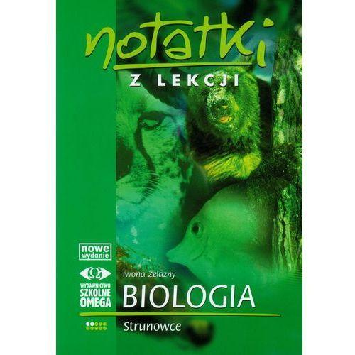 Biologia, Notatki z lekcji Biologia - DODATKOWO 10% RABATU i WYSYŁKA 24H! (opr. miękka)