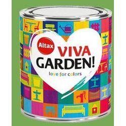 Emalia akrylowa Altax Viva Garden czterolistna koniczyna 0,75 l