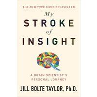 Książki do nauki języka, My Stroke of Insight (opr. miękka)