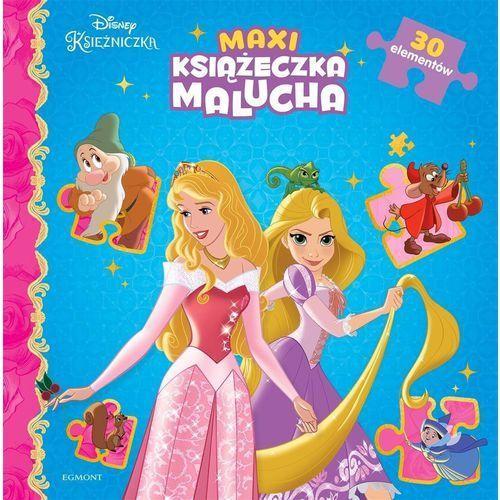 Książki dla dzieci, Księżniczki Maxi książeczka malucha - Praca zbiorowa (opr. kartonowa)