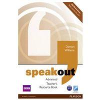 Książki do nauki języka, Speakout Advanced, Teacher&#39s Book (książka nauczyciela) (opr. miękka)